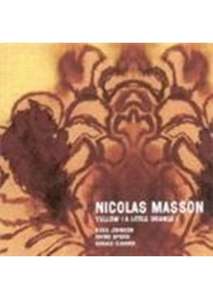 NICOLAS MASSON - Yellow (A Little Orange)