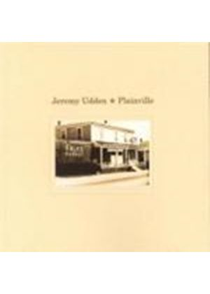 Jeremy Udden - Plainville (Music CD)