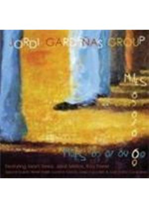 Jordi Gardenas Quartet - Miles 65 67 68 69 (Music CD)