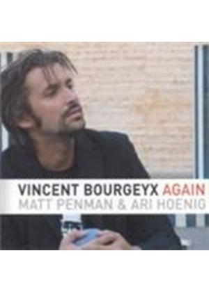 Vincent Bourgeyx - Again (Music CD)