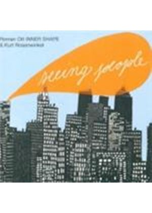 Roman Ott Inner Shape - Seeing People (Music CD)