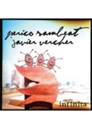 Perico Sambeat & Javier Vercher Quar - Infinita (Music CD)