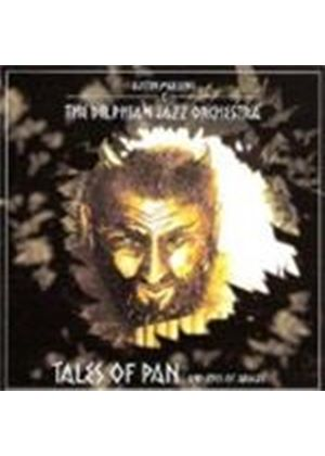 Justin Mullens & The Delphian Jazz Orchestra - Tales Of Pan And The Eyes Of Argus (Music CD)