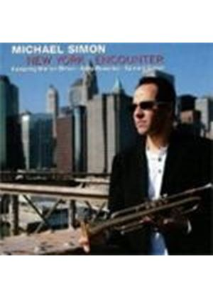 Michael Simon - New York Encounter (Music CD)