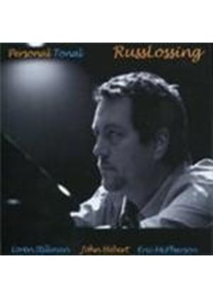 Russ Lossing - Personal Tonal (Music CD)