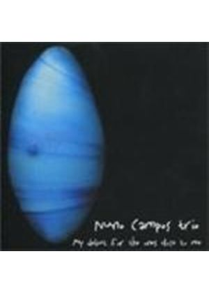 Nuno Campos Trio - My Debut For The Ones Close To Me (Music CD)