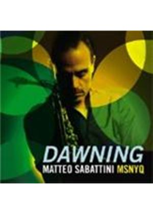 Matteo Sabattini - Dawning (Music CD)