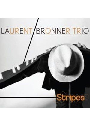Laurent Bronner - Stripes (Music CD)