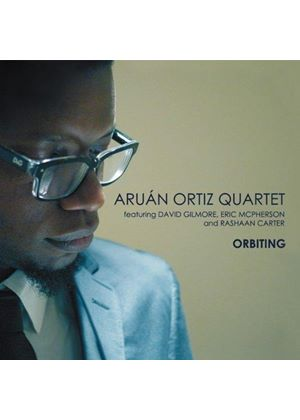 Aruán Ortiz Quartet - Orbiting (Music CD)
