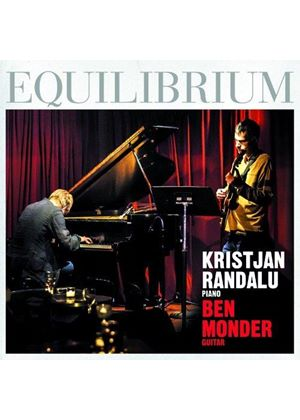 Kristjan Randalu - Equilibrium (Music CD)
