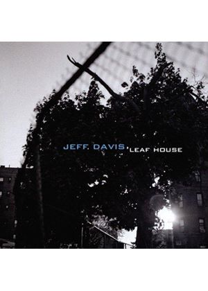 Jeff Davis - Leaf House (Music CD)