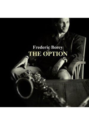 Frederic Borey - Option (Music CD)