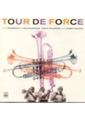 Roy Eldridge & Dizzy Gillespie/Harry Edison - Tour De Force (Music CD)