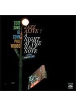Zoot Sims & Al Cohn/Phil Woods - Jazz Alive (A Night At The Half Note) (Music CD)