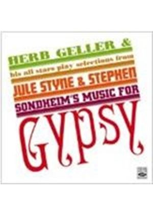 Herb Geller - Plays Selections From Music For Gypsy (Music CD)
