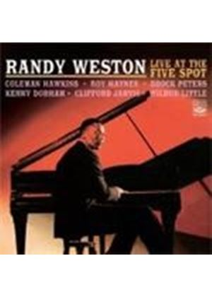 Randy Weston - Live At The Five Spot (Music CD)