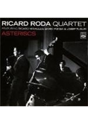 Richard Roda Quartet - Asteriscs (Music CD)