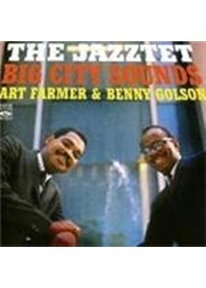 Art Farmer & Benny Golson - Jazztet Big City Sounds, The (Music CD)
