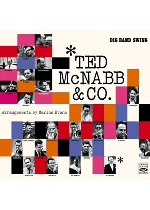 Ted Mcnabb - Big Band Swing (Music CD)