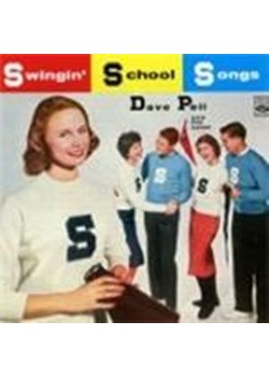 Dave Pell Octet (The) - Swingin' School Songs (Music CD)