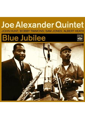 Joe Alexander - Blue Jubilee (Music CD)