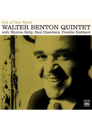 Walter Benton Quintet - Out of this World (Music CD)
