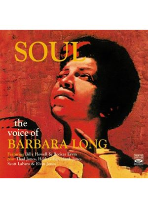 Barbara Long - Soul (The Voice of Barbara Long) (Music CD)