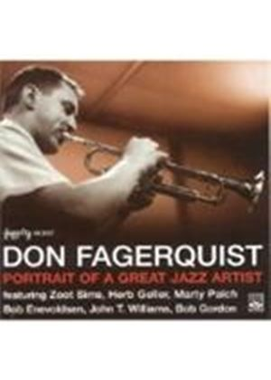 DON FAGERQUIST - Portrait Of A Great Jazz Artist