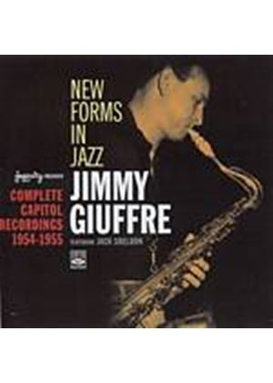 Jimmy Giuffre - New Forms In Jazz - Capitol Recordings 1954/55 [Spanish Imp] (Music CD)