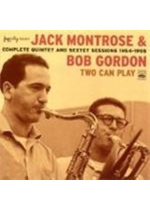 Jack Montrose & Bob Gordon - Two Can Play
