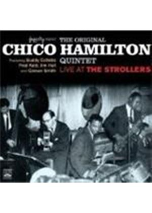 Chico Hamilton Quintet - Live At The Strollers [Spanish Import]