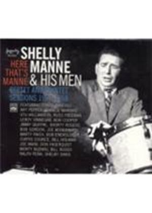 Shelly Manne - Here's That Manne 1951-1958 (Music CD)