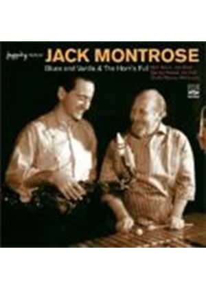 Jack Montrose - Blues And Vanilla/The Horn's Full (Music CD)