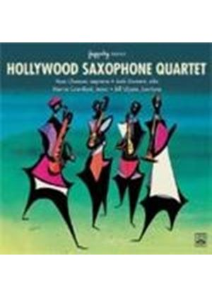 Hollywood Saxophone Quartet - HollJazz In Hollywood/Sax Appeal (Music CD)