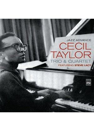 Cecil Taylor Trio And Quartet - Jazz Advance