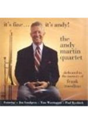 Andy Martin Quartet - It's Fine...it's Andy