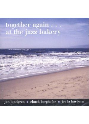 Chuck Berghofer - Together Again... at the Jazz Bakery (Live Recording) (Music CD)
