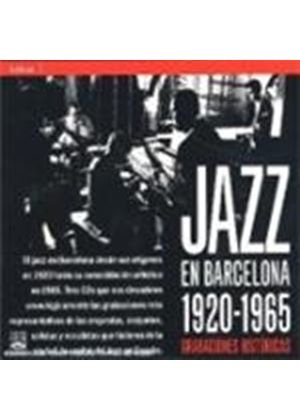 Various Artists - Jazz In Barcelona 1920-1965
