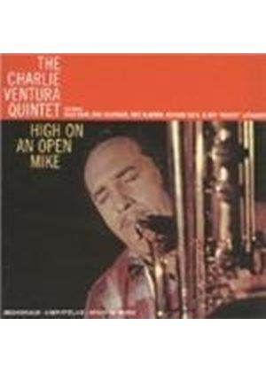 Charlie Ventura Quintet - High On An Open Mike