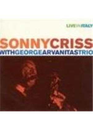 Sonny Criss & Georges Arvanitas Trio - Live In Italy With Georges Arvanitas Trio