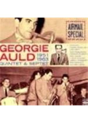 Georgie Auld - Quintet And Septet 1951-1963