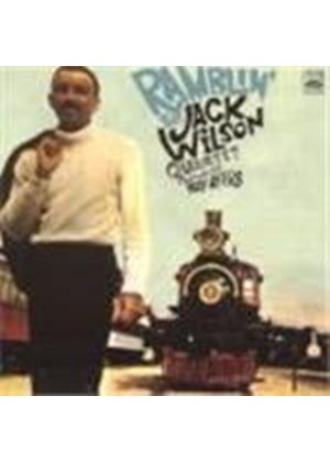 Jack Wilson Quartet - Ramblin'