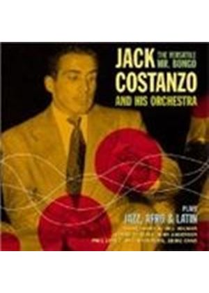Jack Costanzo - Plays Jazz Afro And Latin