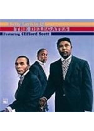 Billy Larkin & The Delegates/Clifford Scott - Billy Larkin And The Delegates Featuring Clifford Scott