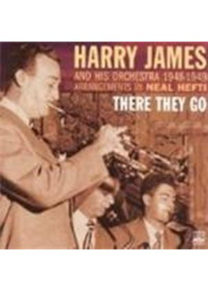 Harry James - There They Go 1948-1949