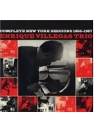 Enrique Villegas Trio - New York Sessions 1955-1957