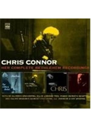 Chris Connor - HER COMPLETE BETHLEHEM REC 2CD