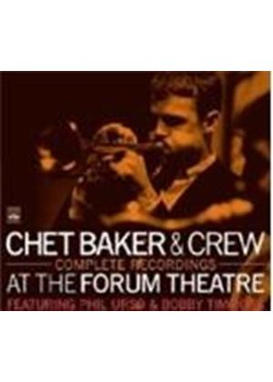 Chet Baker - At The Forum Theatre