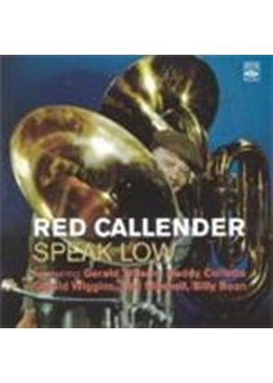 Red Callender - Speak Low [Spanish Import]