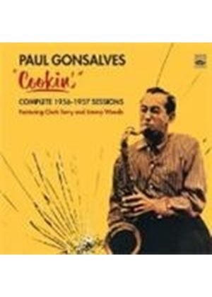 Paul Gonsalves - Cookin' - Complete 1956 - 1957 Sessions [Spanish Import]